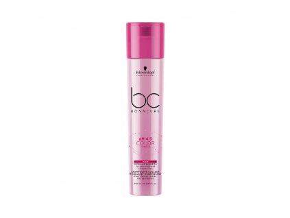 Schwarzkopf Professional pH 4,5 BC Bonacure Color Freeze Rich Micellar Shampoo 250 ml