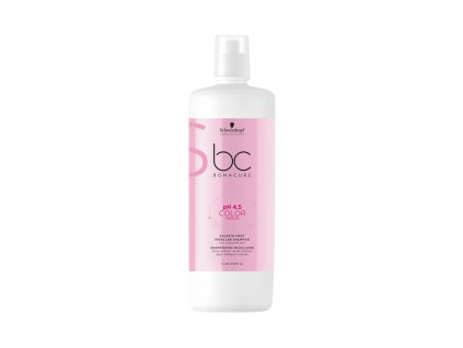 Schwarzkopf Professional BC pH 4.5 Color Freeze Micelar Shampoo 1000 ml