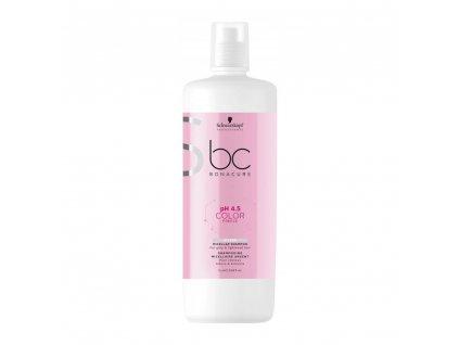 Schwarzkopf Professional BC Bonacure Color Freeze Silver Shampoo 1000 ml
