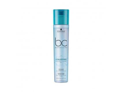 Schwarzkopf Professional BC Bonacure Moisture Kick Hyaluronic Micellar Shampoo 250 ml