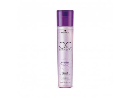 Schwarzkopf Professional BC Bonacure Smooth Perfect Keratin Micellar Shampoo 250 ml