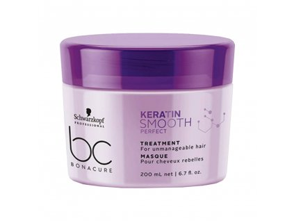 Schwarzkopf Professional BC Bonacure Smooth Perfect Keratin Treatment 200 ml