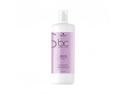 Schwarzkopf Professional BC Bonacure Smooth Perfect Keratin Micellar Shampoo 1000 ml