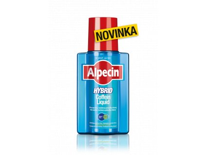 Alpecin Hybrid Coffein Liquid 200 ml