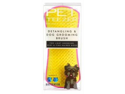 Tangle Teezer Pet Teezer pink 1