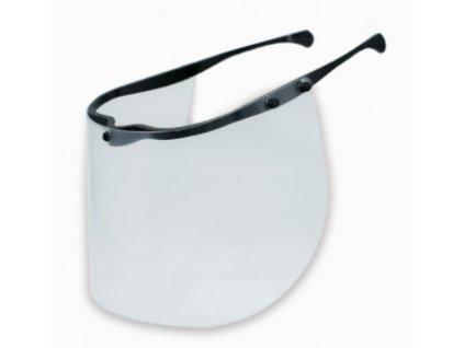 Redlif ochranný štít na obličej poloviční