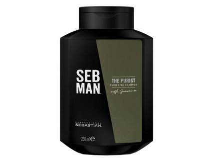 Sebastian Professional Seb Man The Purist Shampoo 250 ml
