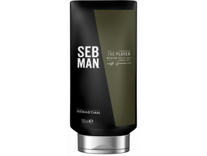 Sebastian Professional SEB MAN The Player Medium Hold Gel 150 ml
