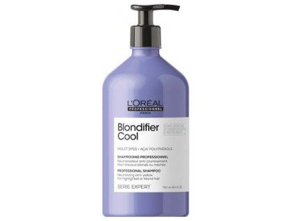 L'Oréal Professionnel Serie Expert Blondifier Cool Shampoo 750 ml