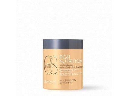 Lendan Rich Nutrition hydro-vyživující maska na vlasy 500 ml