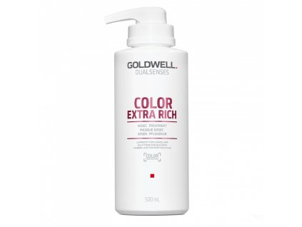 Goldwell Dualsenses Color Extra Rich 60sec Treatment 500ml