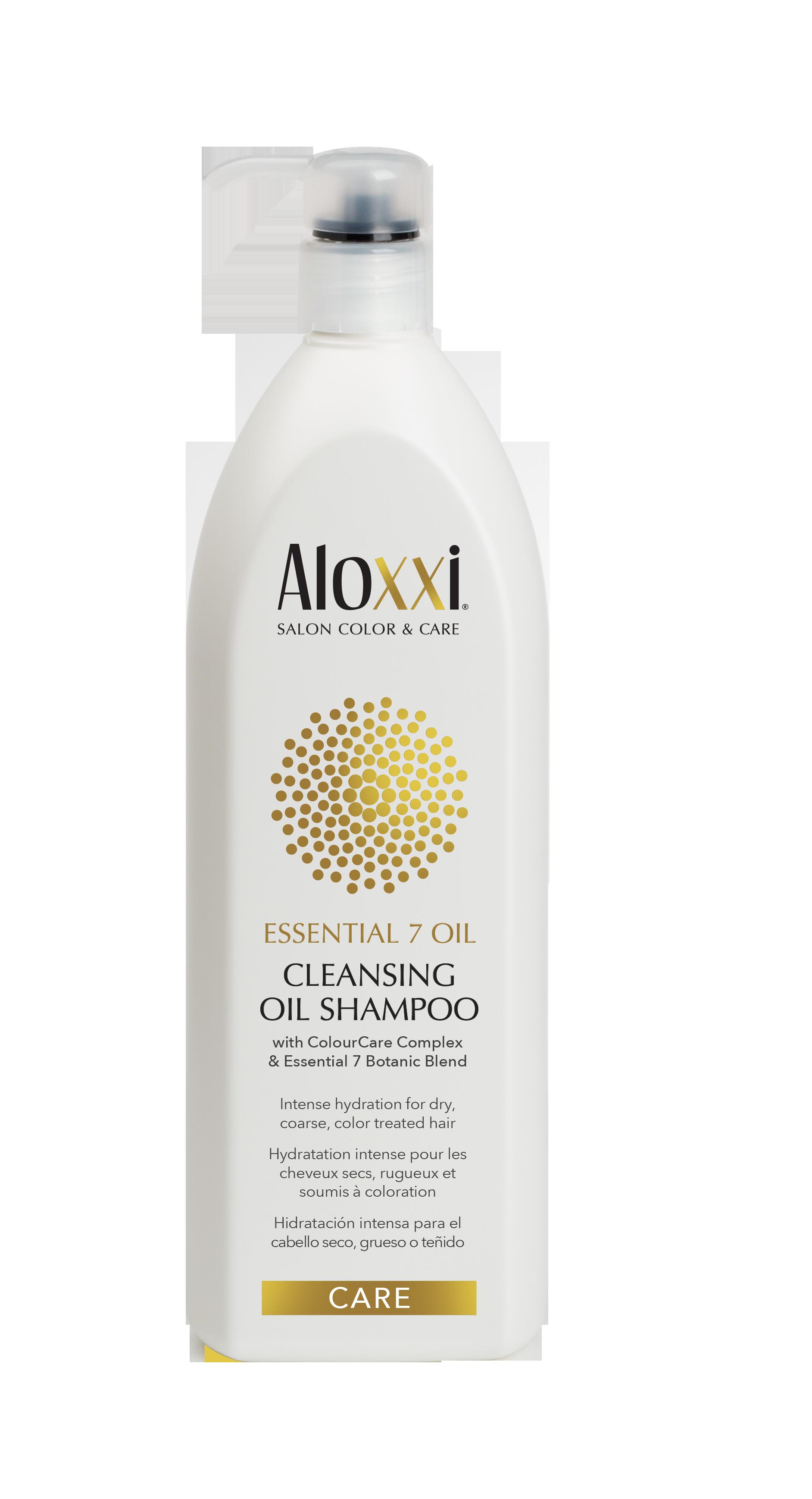 ALOXXI Esenciální 7 oil šampon 1000ml