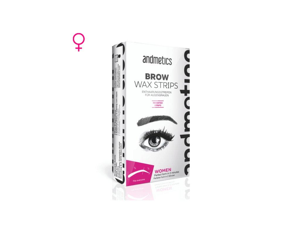 brow wax strips woman white 600x600