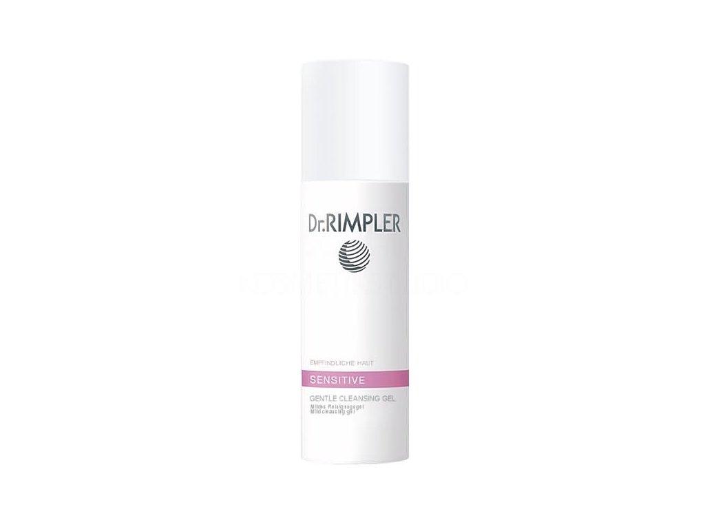 dr rimpler sensitive gentle cleansing gel 200ml