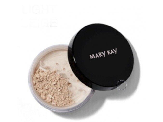 minerální pudrový make up