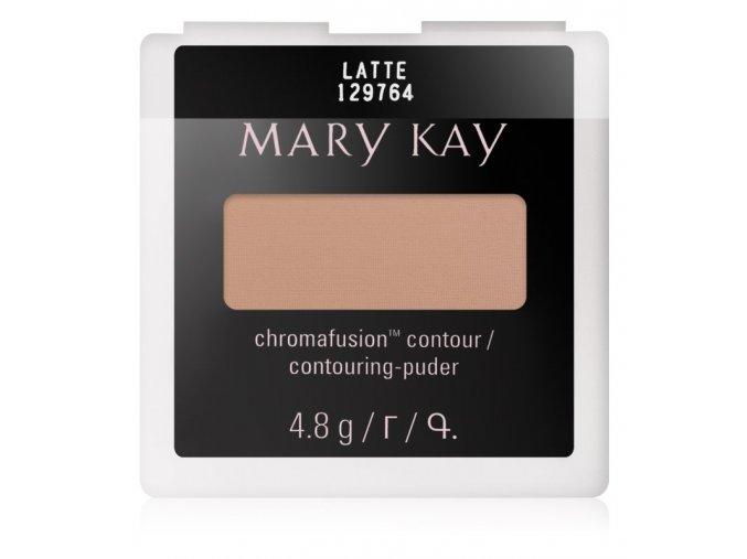 mary kay chromafusion konturovaci pudr latte