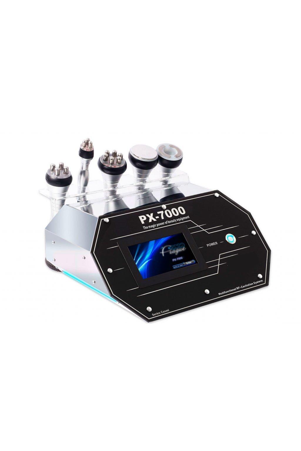 Kavitační přístroj + radiofrekvence PX-7000
