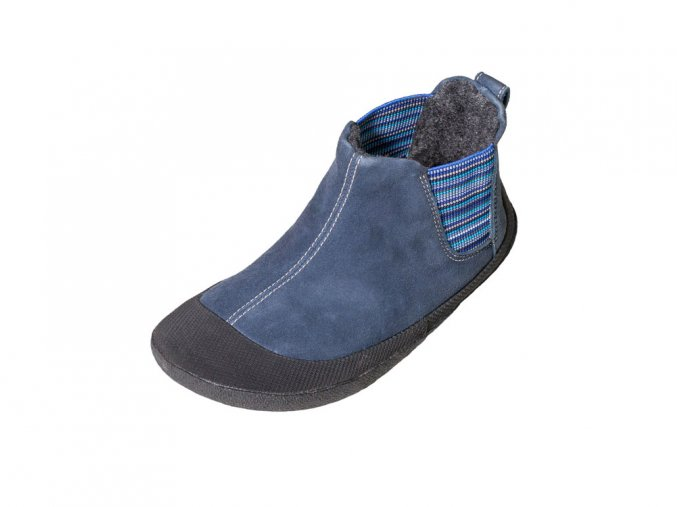 Portia blue ankle