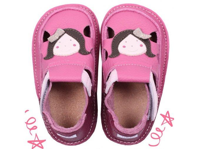 Sandals A little Friend