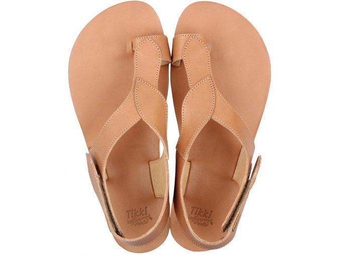 soul barefoot women s sandals natur 16234 4
