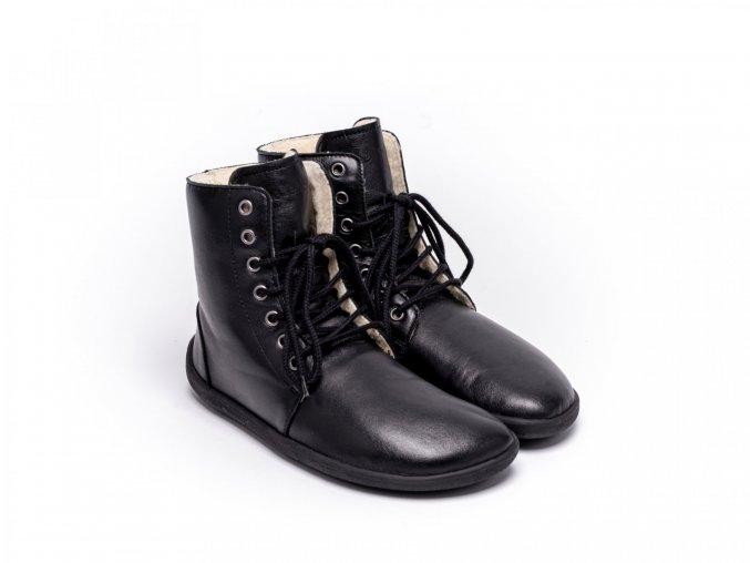 barefoot be lenka winter black 3486 size large v 1