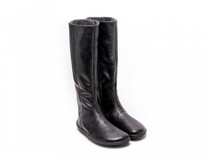 zimne barefoot cizmy sierra black 3936 size large v 1