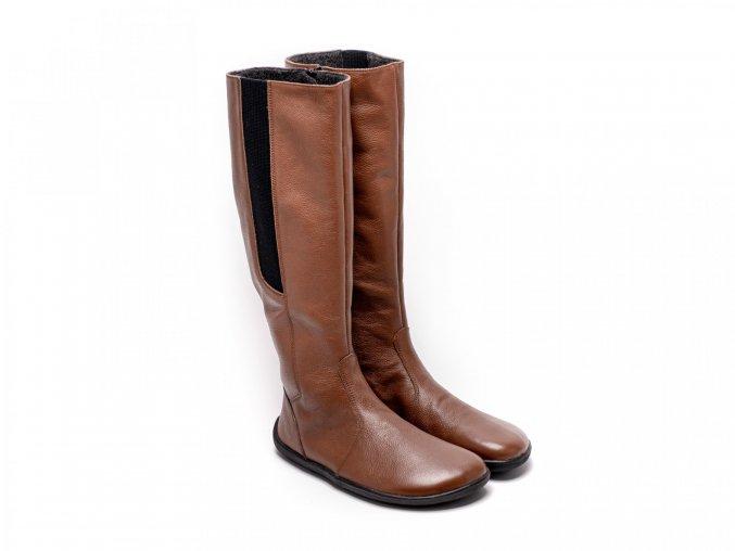 zimne barefoot cizmy sierra caramel 3996 size large v 1