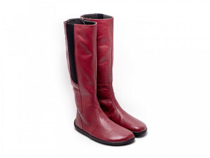 zimne barefoot cizmy sierra ruby 4001 size large v 1