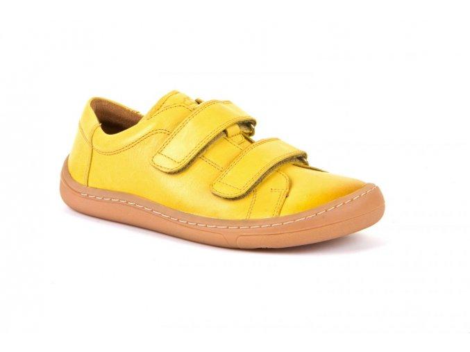 Froddo Barefoot sneakers Yellow