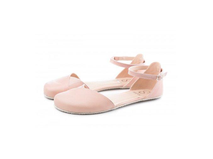 Barefoot sandals POPPY II Nude, Normal