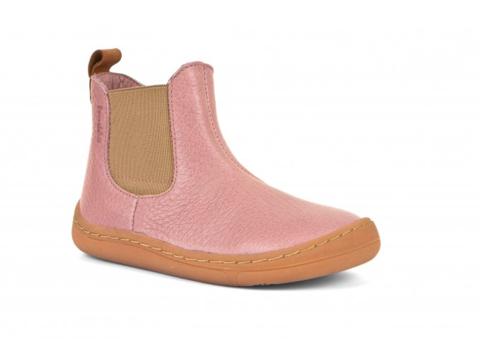 Froddo Barefoot Chelsea boots Pink (Size 40)