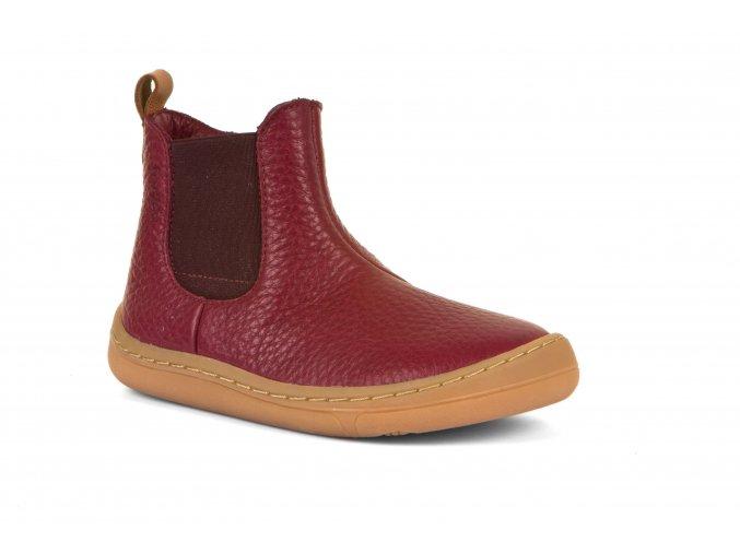 Froddo Barefoot Chelsea boots Bordeaux (Size 40)