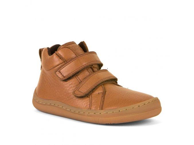 Froddo Barefoot high top Cognac (Size 40)