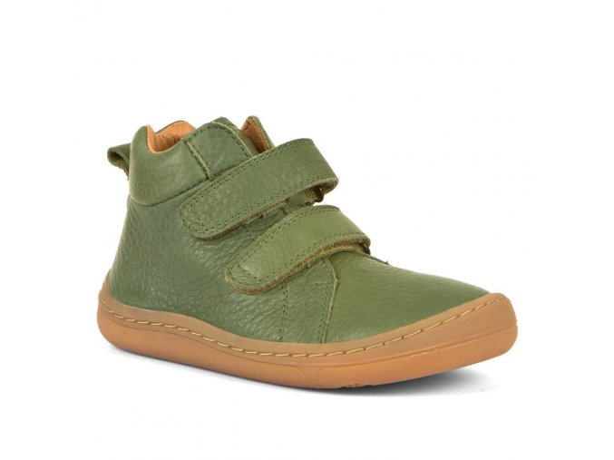 Froddo Barefoot high top Olive L (Size 40)