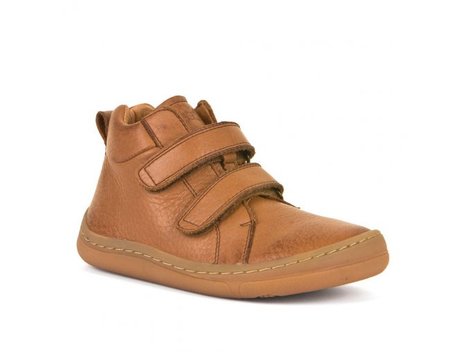 Froddo Barefoot high top Cognac L (Size 40)