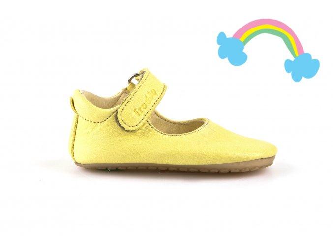 Prewalker N yellow