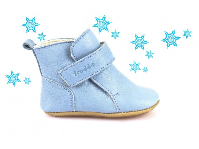 Prewalker Boot Light blue