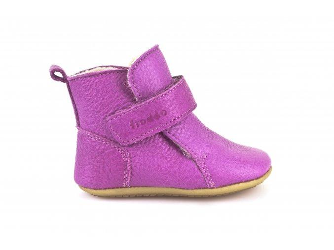 Prewalker Boot Fuchsia