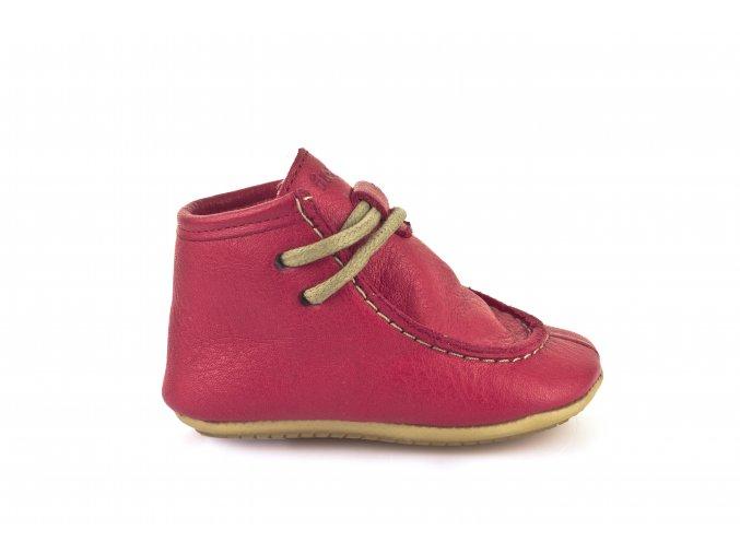 Prewalker Ankle Boot Red