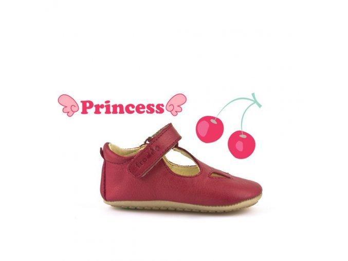 Prewalker S Red
