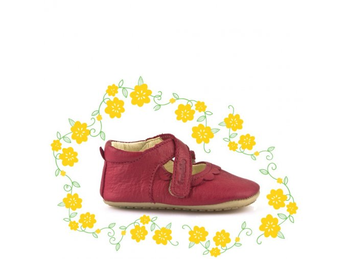 Prewalker C Red