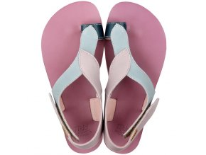 funky soul barefoot women s sandals blueberry 15744 4