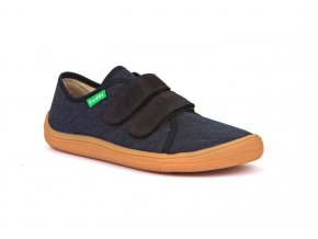 Froddo Barefoot sneakers Dark Blue canvas