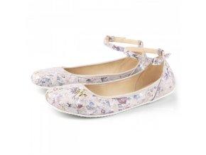 TULIP II Flowers barefoot ballerinas