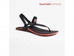 54 5 superlight red brick