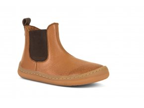 Froddo Barefoot Chelsea boots Cognac (Size 40)