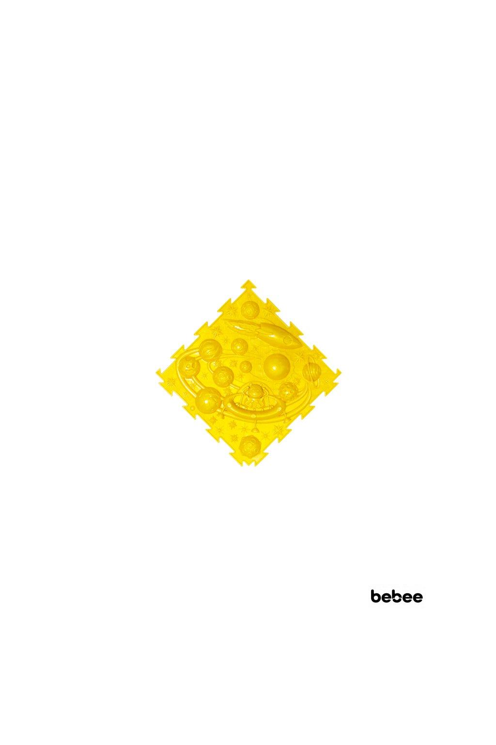 masazne koberceky trava vesmir zlata
