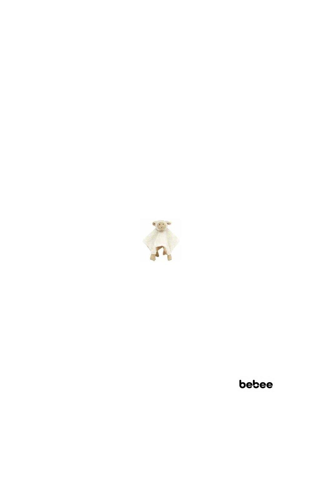 Ovečka Přítulka Happy Horse krémová