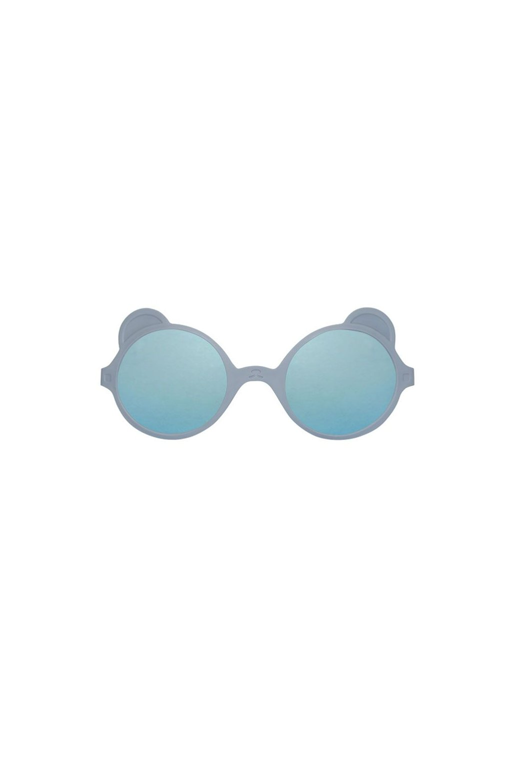 Slnečné okuliare OURS´ON 2-4 roky - silver-blue | KiETLA