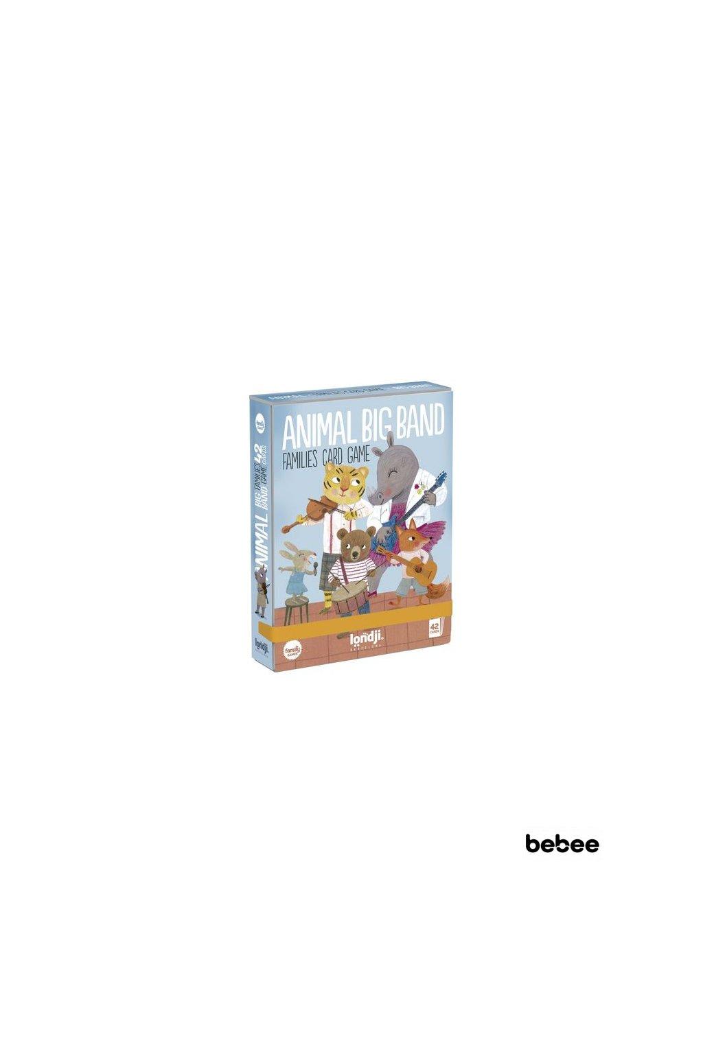 londji kartova hra zvieracia hudobna skupina 6373.thumb 466x466